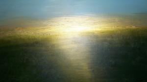Plane Horizon by Theresa Wyatt © 2009